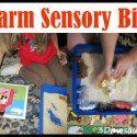 http://3dinosaurs.com/wordpress/index.php/farm-sensory-bin/