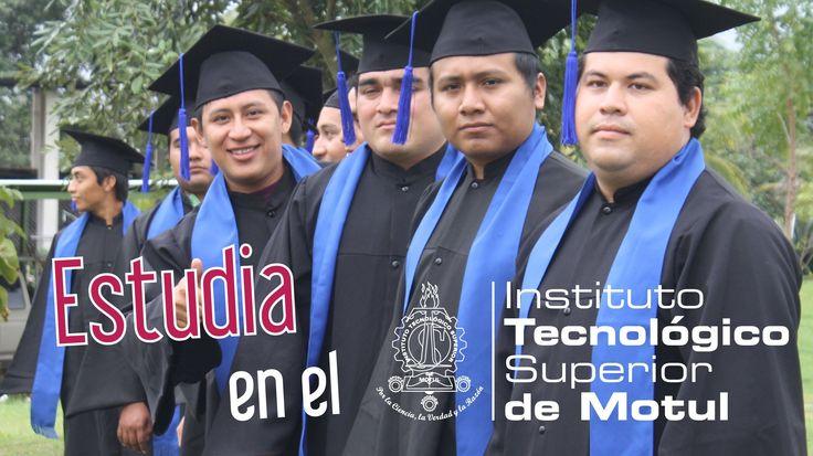 Estudia en el Tecnológico de Motul. Examen de admisión: 24 de mayo.