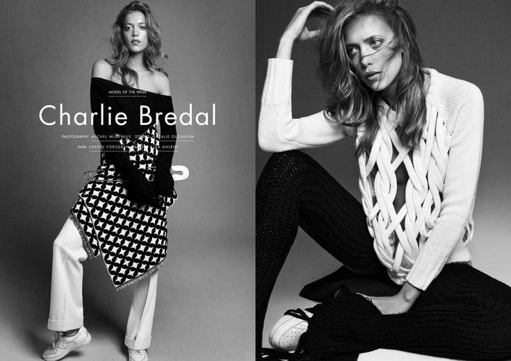 Charlie Bredal   NEWfaces