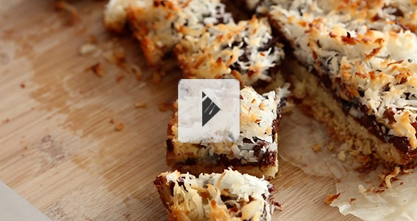 gooey layered bars | cookies, bars, brownies & fudge | Pinterest