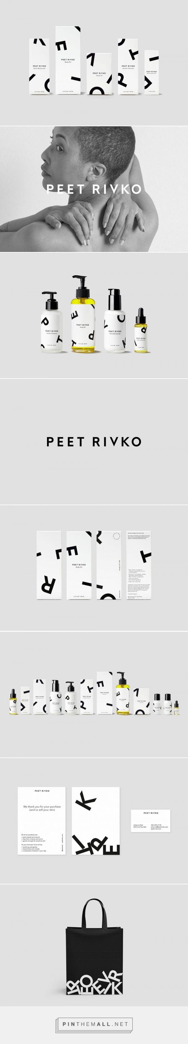 Peet Rivko Sensitive Skin Care Branding and Packaging by Gunter Piekarski | Fivestar Branding Agency – Design and Branding Agency & Curated Inspiration Gallery - created on 2017-04-28 16:19:23