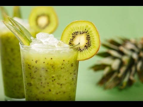 Frullato per eliminare il grasso, sgonfiare il ventre e pulire il colon - Vivere più sani