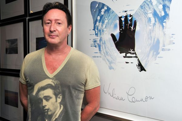 Q&A With Julian Lennon: 'I'm Quite Happy Where I Am'   By Steve Appleford   Rolling Stone   June 17, 2013