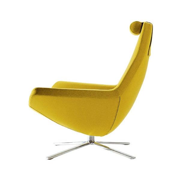 B ITALIA Metropolitan Armchair ($3,250) ❤ liked on Polyvore