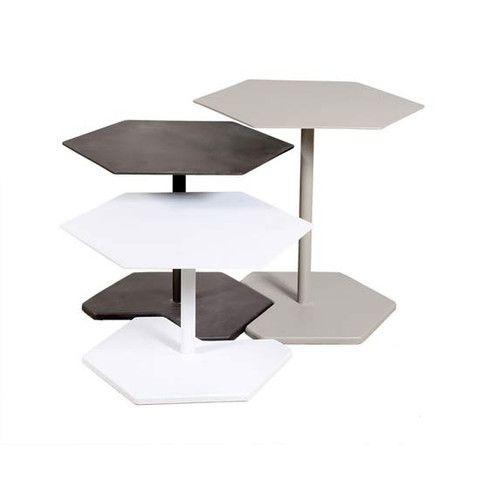 Samera Hexagonal Side Tables - Set of 3 - Complete Pad ®