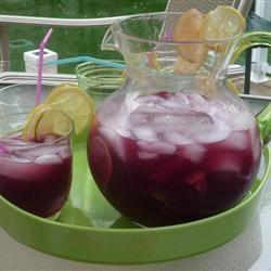 Alcoholvrije sangria @ allrecipes.nl