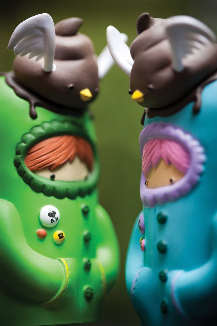 11 character art tips from top illustrators - Digital Arts | JamFactory (aka Gavin Strange)