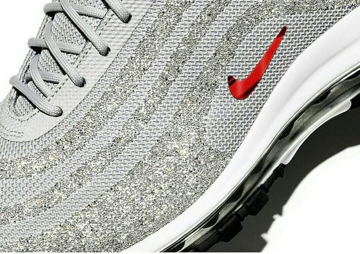 572ce 09483 Nike has teamed up with Swarovski for the customised Air Max 97. 209f163ee0