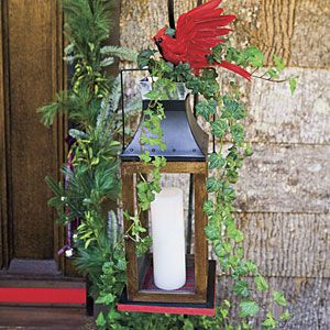 Christmas - Scottish Open House Decorating Projects | Seasonal Lighting | SouthernLiving.com