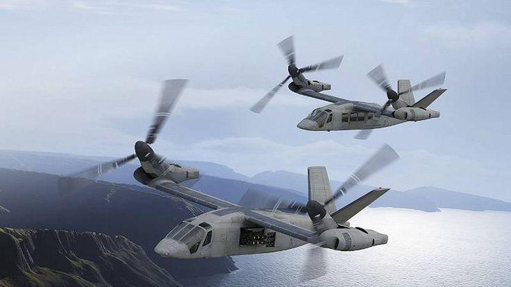 Жажда скорости: проекты перспективных скоростных вертолетов - Антидот