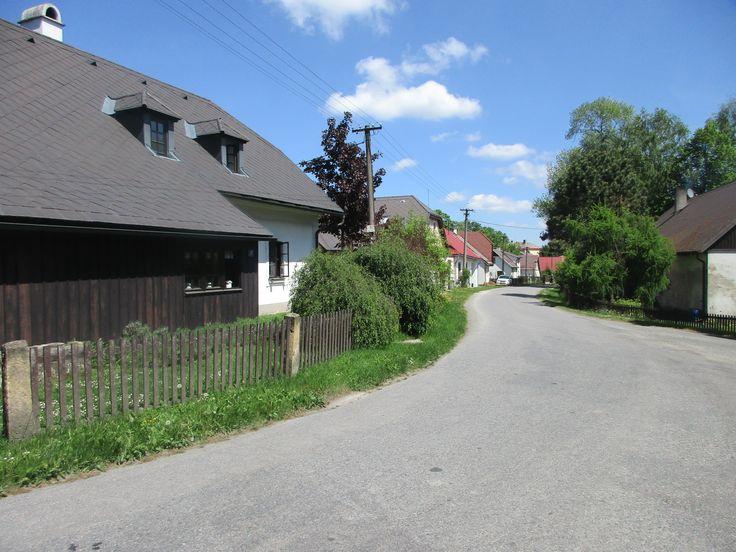 Radostín - kraj Vysočina