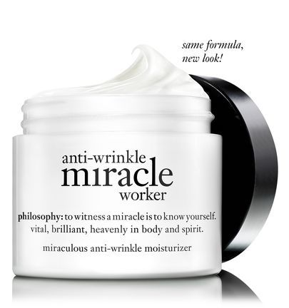 miracle worker | miraculous anti-aging moisturizer miracle worker