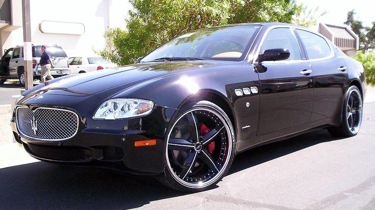 2007 Maserati Quattroporte Price, Specs, Review | Maserati Car Reviews