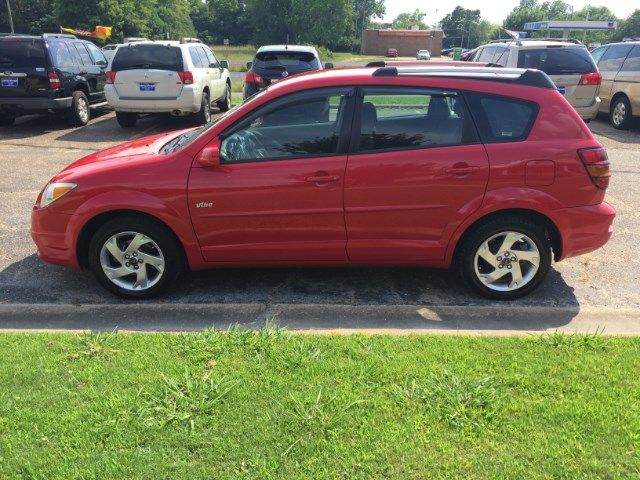 Used 2005 Pontiac Vibe Base for Sale in Montgomery AL 36116 Mills Capitol Auto Sales