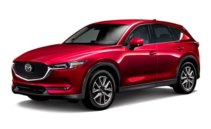 Mazda CX-5 - Car and Driver