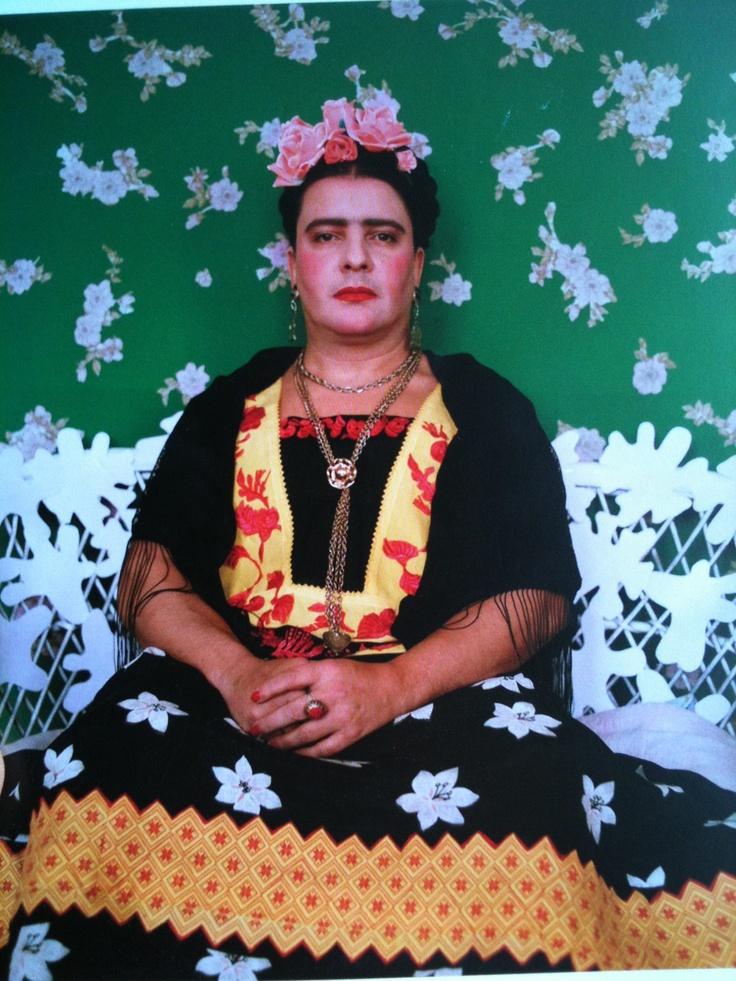 Kahlo As Artist, Woman, Rebel