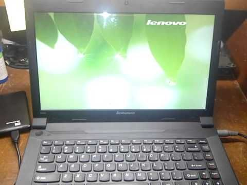 Instal Driver dan Aplikasi Laptop Lenovo b490