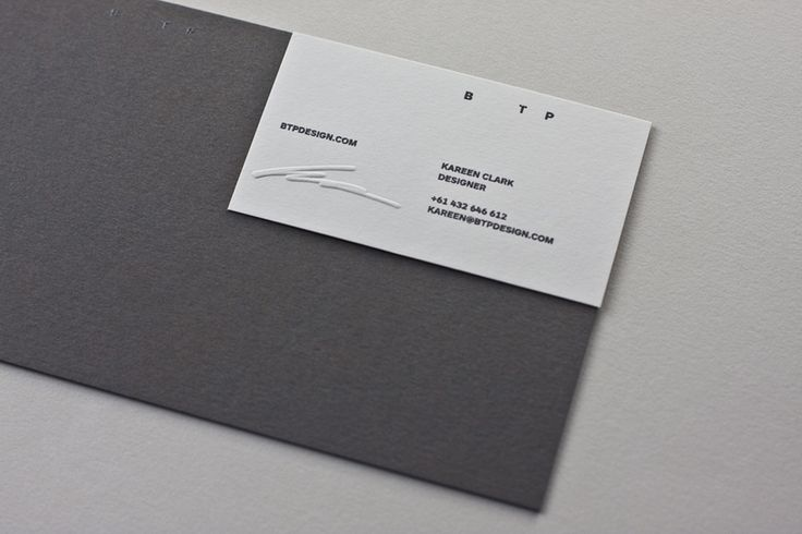 Logo and stationery design by BTP