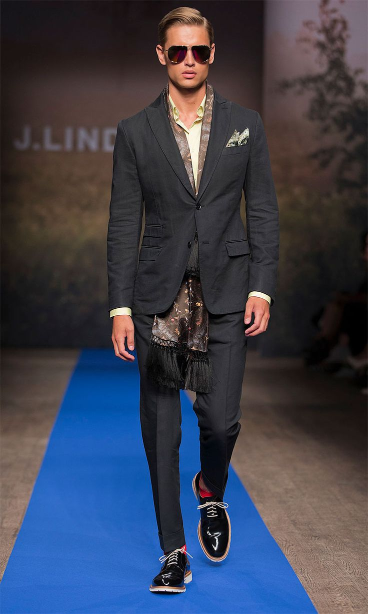 J.Lindeberg Spring/Summer 2014. I had no idea J. Lindeberg had this cool of a collection.