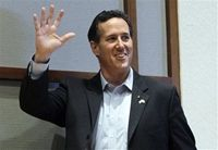 """Appearing on NBC's Meet the Press, former Pennsylvania Senator and 2012 presidential candidate Rick Santorum bashed Senator Ted Cruz (R-TX), saying that Cruz's crusade against Obamacare had ben counterproductive. """"I would say in the end, he did more harm. I think it was not his objective,"""" Santorum said."""