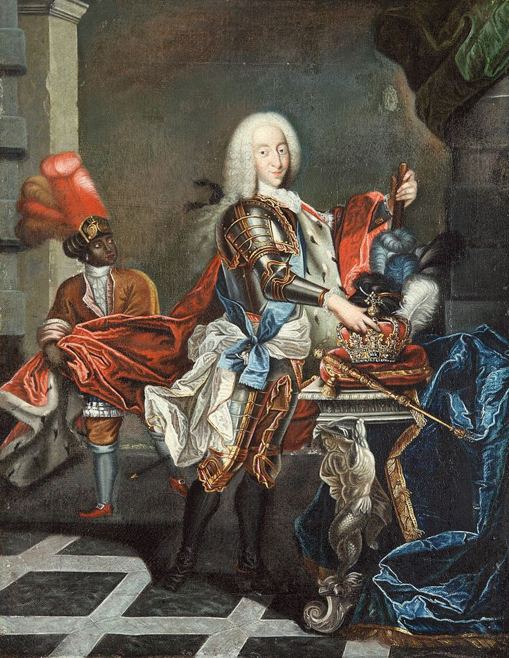 King Christian VI
