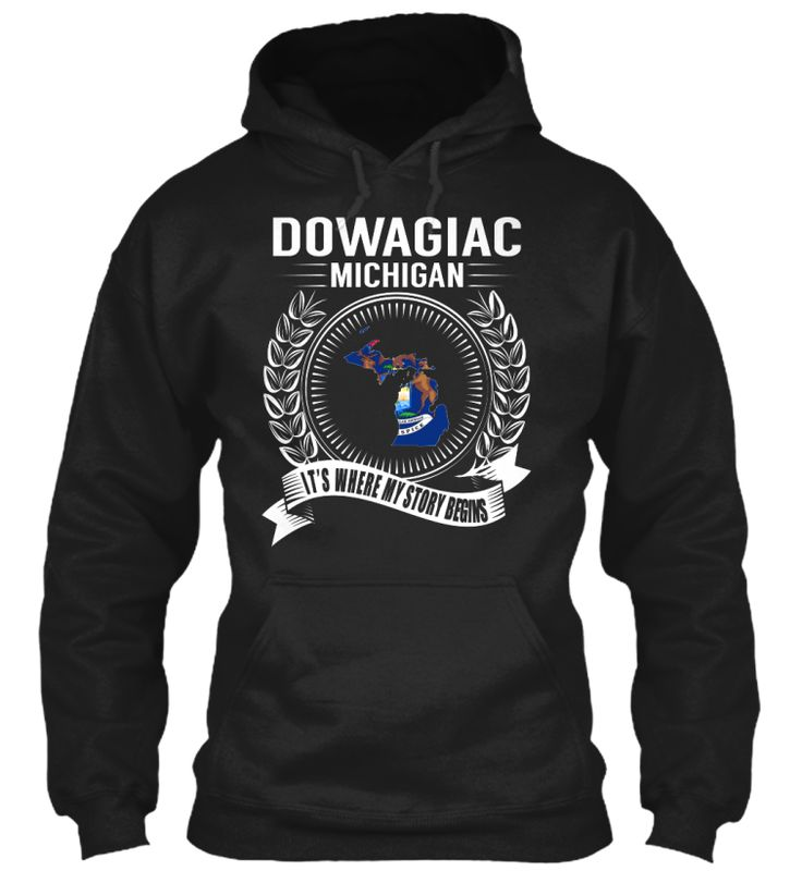 Dowagiac, Michigan - My Story Begins
