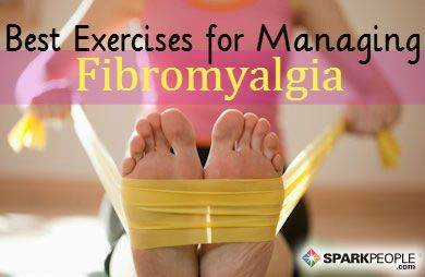 Exercising With Fibromyalgia | SparkPeople
