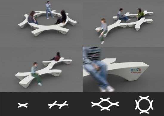 Modular Public Seating