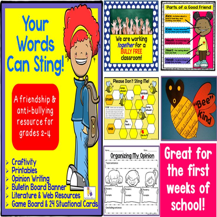 outline on bullying Ourspeeches: share with the world an example outline of a speech -the power of words could i be a victim of bullying.