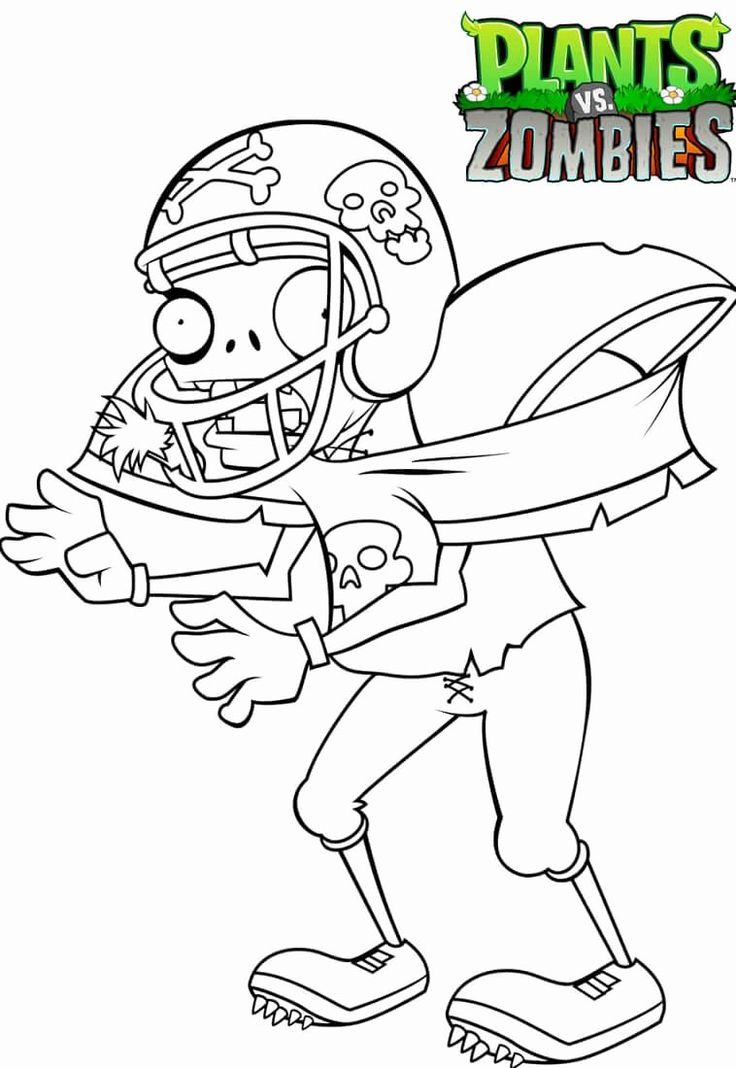 Disney Zombie Coloring Pages in 2020 Zombie disney