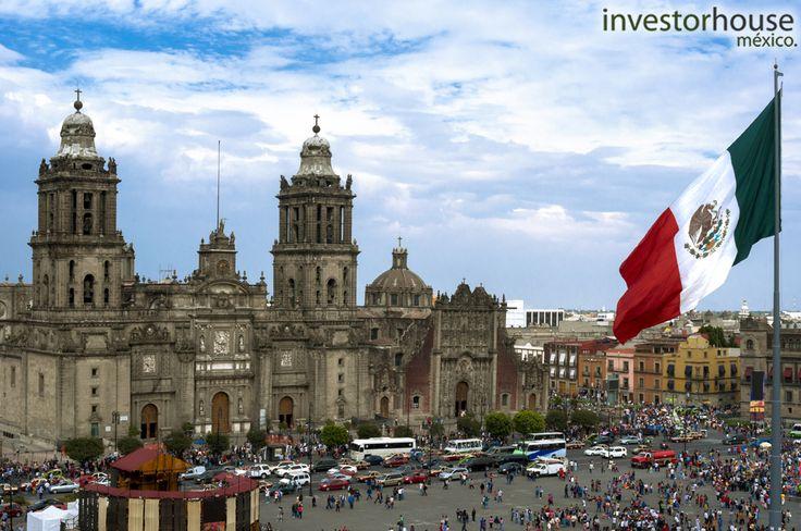Según el Instituto Nacional de Estadística y Geografía (INEGI), la economía mexicana creció 2.5% a tasa anual en el primer trimestre del año, de acuerdo con cifras divulgadas el día de hoy, donde las actividades primarias crecieron 6.8%, la industria creció 1.5% y el sector servicios avanzó 2.9%. Conoce más de la Bolsa de Valores, noticias financieras y mucho más solo con InvestorHouse México, la ÚNICA ESCUELA DE INVERSIONES en México, visítanos en www.investorhouse.com.mx