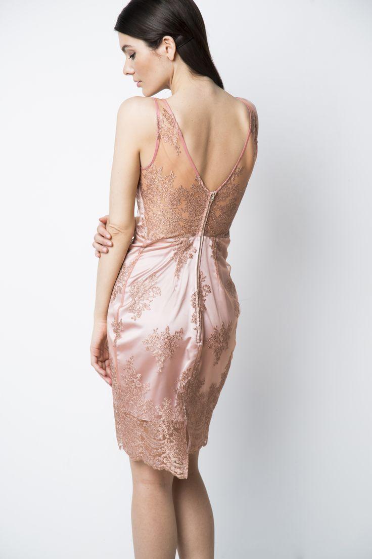 Shiny Lace <3   The Vicky Dress