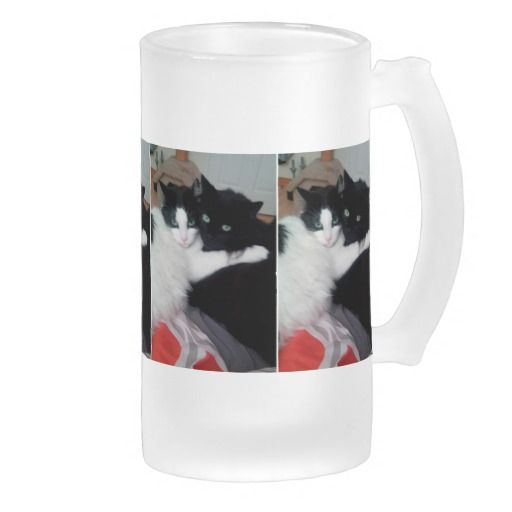 Your Custom 473 ml Frosted Glass Mug