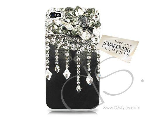 Drops Diamond Swarovski Crystal iPhone 5 and 5S Case                              http://www.dsstyles.com/product/drops-diamond-swarovski-crystal-iphone-5-case