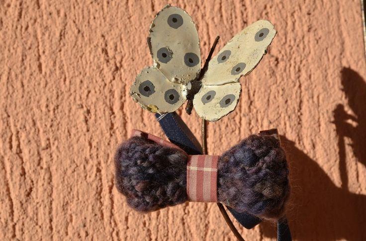 Papillon melange rosa di Papilau su Etsy