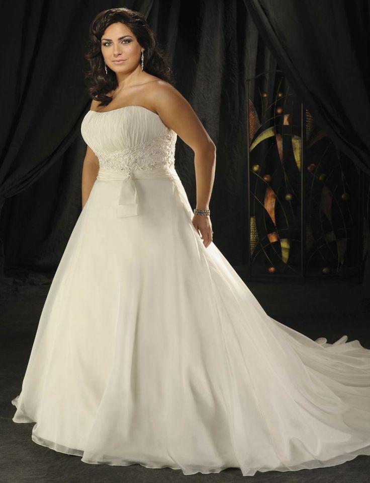 Vestido de Noiva Plus Size - bride