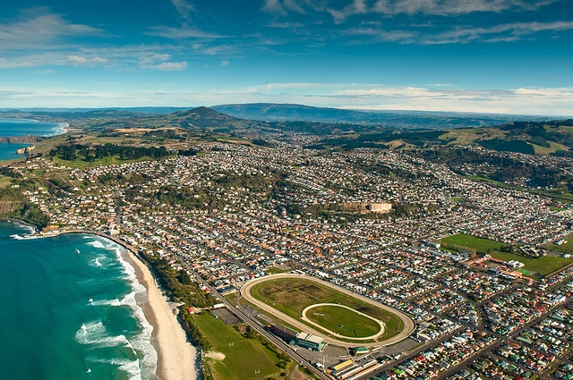 City of Dunedin, NZ