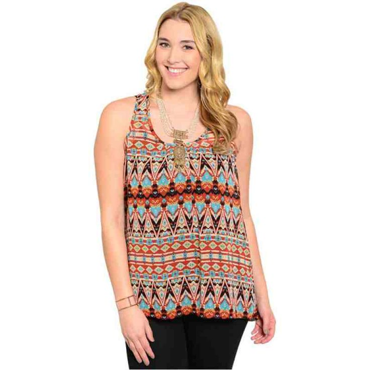 RUST AQUA CREAM PLUS SIZE TOP SALE: $30.00 http://www.curvyclothing.com.au/index.php?route=product/product&path=59_61&product_id=5578