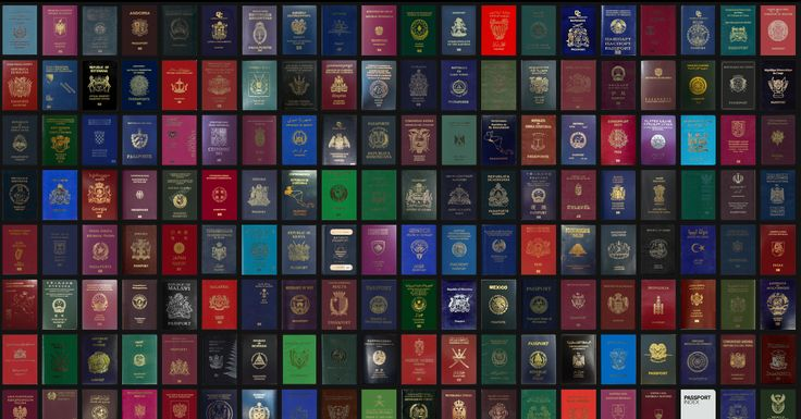 "How ""strong"" is your passport? Re-pinned by #Europass"