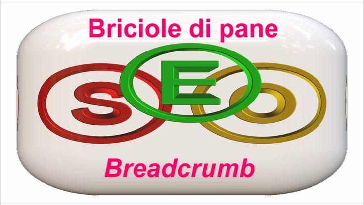 Briciole di pane  HTML- Breadcrumb   SEO