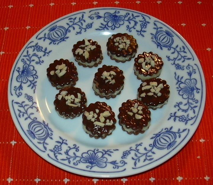 Kokosové dortíčky :: Domací kuchařka - vyzkoušené recepty