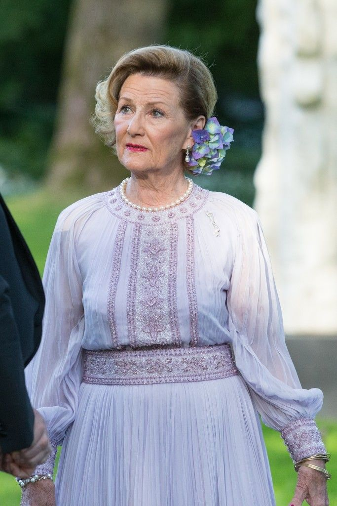 The Norwegian Royal Family Celebrate Queen Sonja's 80th Birthday