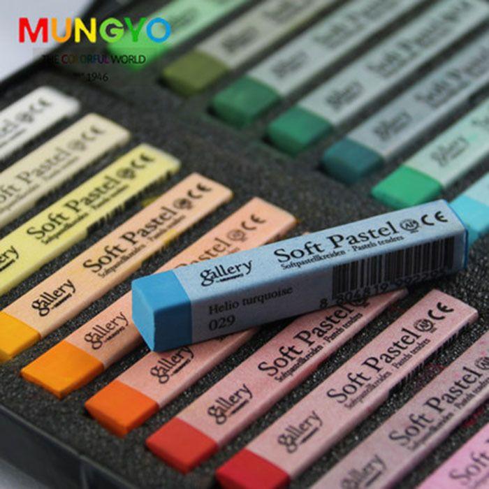 Soft Pastels Drawing Set Art Set Soft Crayon Hair Chalk Hair Colors Crayons 12/24/36/48/72 Colors Art School Supplies(China (Mainland))