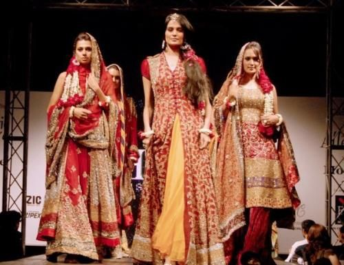 Indian Bridal Clothing: Adds Beauty and Elegance In Your Personality And Looks by Ati Agrawal