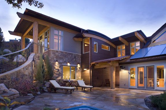 Best This Solar Home Represents The Careful Integration Of 400 x 300