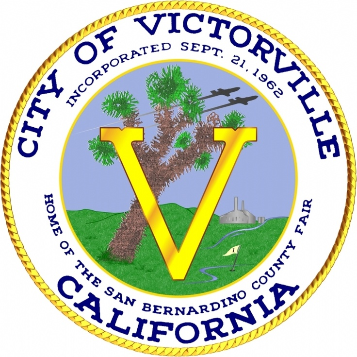 62 best city seals in the inland empire images on pinterest city of victorville inland empire southern california sciox Images
