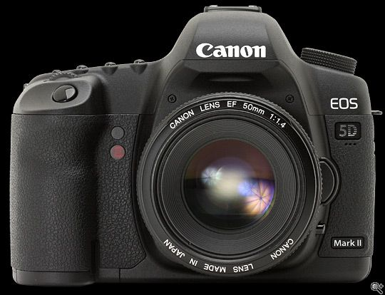 Canon EOS 5D Mark II In-depth Review: Digital Photography Review