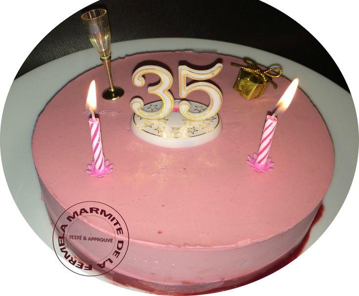 Hervorragend Les 25 meilleures idées de la catégorie Gâteaux d'anniversaire à  OF13
