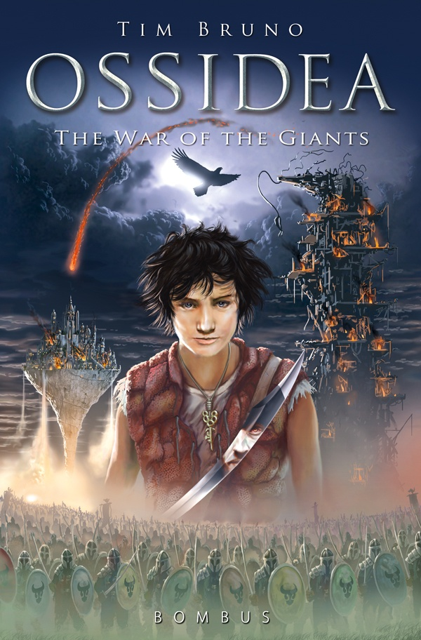 Ossidea: The War of the Giants- cover