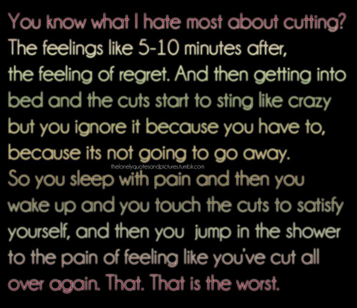 Quotes About Cutting Emo: 25+ Best Relapse Quotes On Pinterest